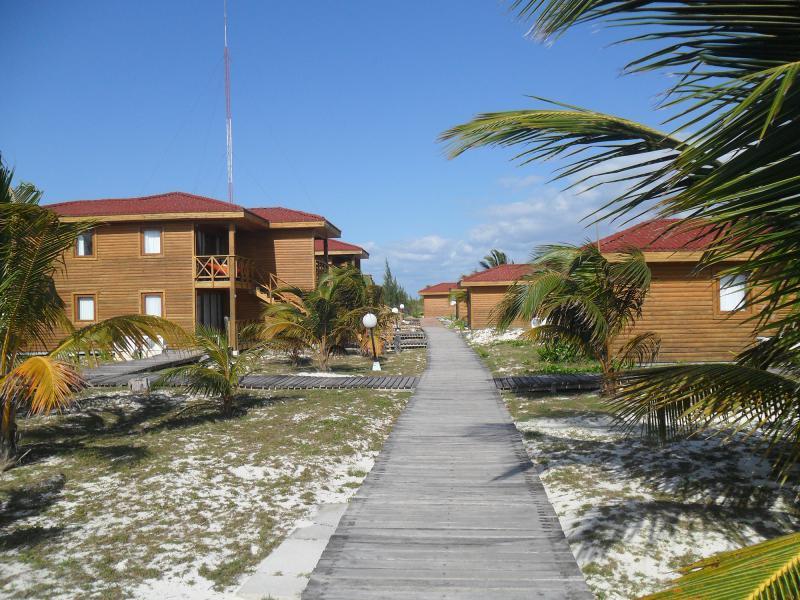 Villa Cubanacan Cayo levisa.